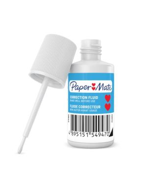 pm correttori liquido 20ml Papermate 2118935 4895151549487 2118935