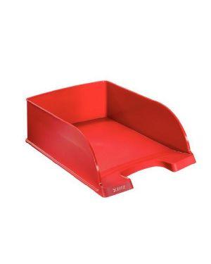 Portacorrisp plus jumbo rosso Leitz 52330025 4002432370887 52330025