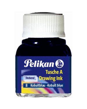Inchiostro china 523-8 cobalto Pelikan 0AUC08 4012700201577 0AUC08