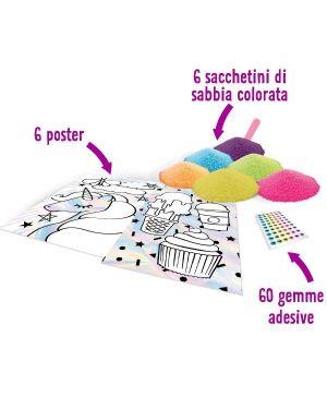 Creations set colora con la sabbia Crayola 04-1175 71662211752 04-1175