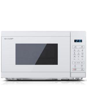 Micro grill 20l elettrico crystal Sharp YC-MG02EC 4974019157566 YC-MG02EC