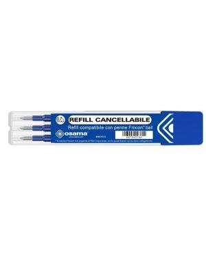 riscrivi refill gel canc blu Osama OW10136B 8007404227684 OW10136B
