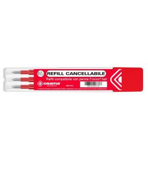 riscrivi refill gel canc rosso Osama OW10136R 8007404227769 OW10136R