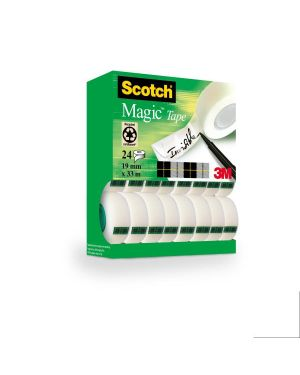 +8nastro magic 810 19mmx33m Scotch 30866 5902658105722 30866_81534 by No