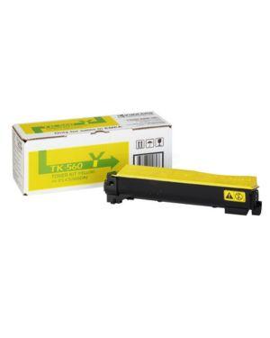 Toner ric giallo per kyocera ecosys m 6030 cdn · m 6530 cdn · p 6130 cdn TK-5140Y_CLOVER_RICKTK5140Y