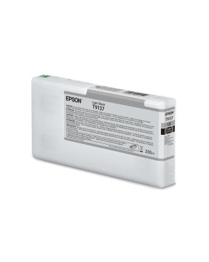 Cartuccia ink light nero  200ml Epson C13T913700 10343930001 C13T913700_EPST913700