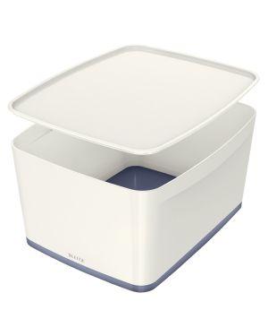 Leitz MyBox® Contenitore grigio antracite con coperchio L ES_52161001