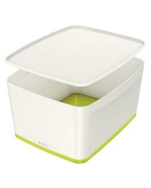 Leitz MyBox® Contenitore verde con coperchio L ES_52161064