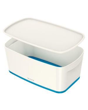 Leitz MyBox® Contenitore blu con coperchio S ES_52291036
