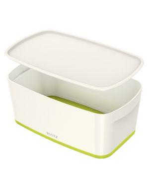 Leitz MyBox® Contenitore verde con coperchio S ES_52291064