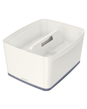 Leitz MyBox® Vassoio Organizer L con maniglia bianco ES_53220001