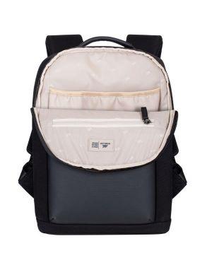 Zaino notebook 13 3   nero Rivacase 8521BLACK 4260403579381 8521BLACK