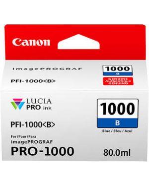 Cartuccia blu per canon phi-1000 0555C001_CANPFI1000B