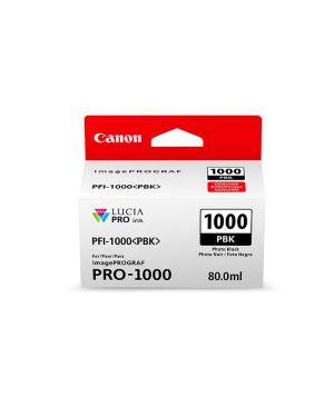 Cartuccia nera photo per canon pfi-1000 0546C001 4549292046342 0546C001_CANPFI1000PBK