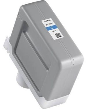 Cartuccia canon pfi-1300 ciano ipf pro2000/4000/4000s/6000s 330ml 0812C001AA_CANPFI1300C