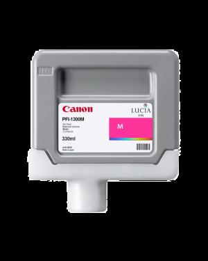 Pfi-1300 m magenta 330ml Canon 0813C001AA 4549292049336 0813C001AA_CANPFI1300M