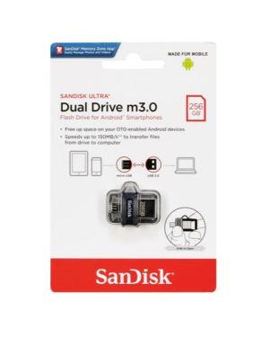 Sandisk ultra dual drive m3.0 Sandisk SDDD3-256G-G46 619659154400 SDDD3-256G-G46