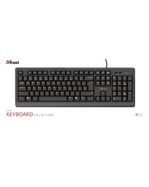 Primo silent keyboard vers.russa Trust 24147 8713439241471 24147