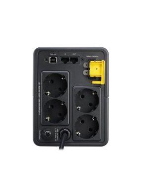 Apc back-ups 950va avr schuko 230v APC BX950MI-GR 731304410850 BX950MI-GR