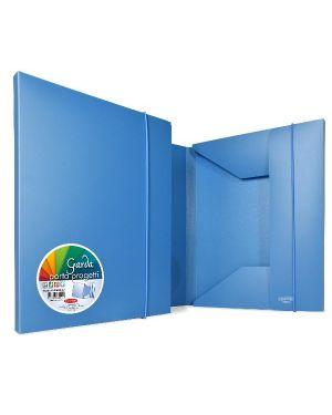 Cart. 3 lembi garda 40 azzurro scur Plastibor P0004017 8000851010175 P0004017