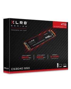 Ssd cs3040 m.2 gen4 4tb PNY M280CS3040-4TB-RB 751492639871 M280CS3040-4TB-RB