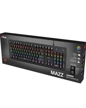 Gxt 863 mazz mechanical keyboard it Trust 24202 8713439242027 24202
