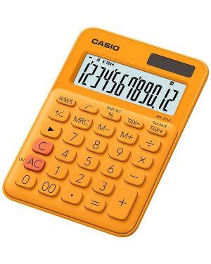 Calcolatrice da tavolo ms-20uc arancio casio MS-20UC-RG_82866
