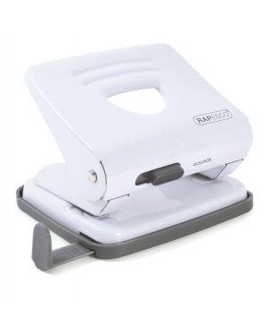 Perforatore 825 2 fori bianco max 25 fg rapesco 1399 5018505028974 1399_83157