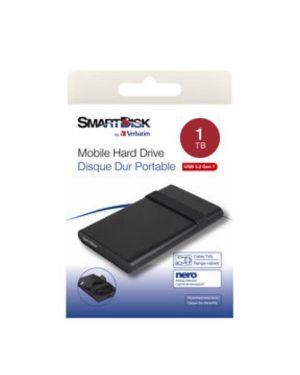Hd usb 3.2 gen.1 -1tb-2.5 smartdisk Verbatim 69812 23942698128 69812