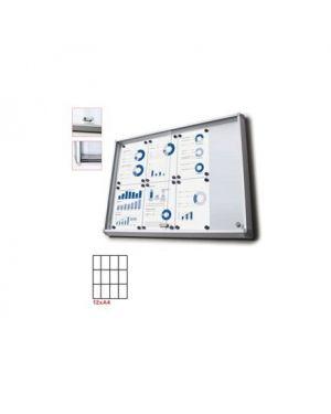 Bacheca interni magnetica 12xa4 ante scorrevoli jansen SCSL12xA4_83283