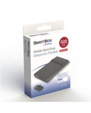 Hd usb 3.2 gen1-500gb-2.5 smartdisk Verbatim 69811 23942698111 69811