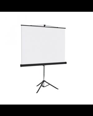 Schermo per proiezione con treppiede 150x150cm bi-office 9D006020_83340