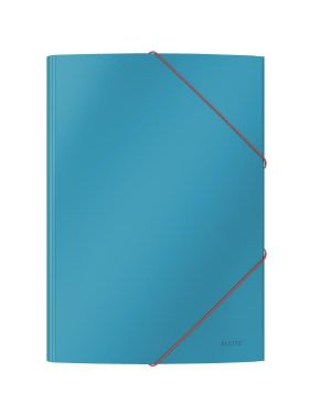 Cosy cartella a 3 lembi blu Leitz 30020061  30020061