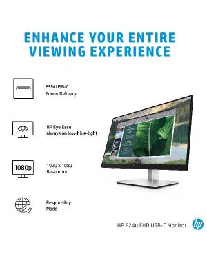 E24u g4 fhd usb-c monitor HP Inc 189T0AT#ABB 195122124335 189T0AT#ABB