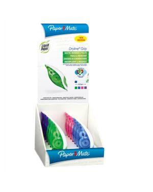 1862885 expo 24 nastri dryline grip 5mmx8.5mt colori assortiti papermate 1862885 1.1350117862886E+14 1862885_83913
