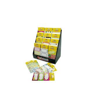 Etichette 80x45 neutre bordate assortite pz.6 RI.PLAST 610600 8002787940915 610600_83953 by No