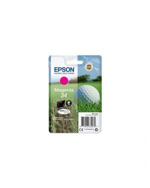 Cartuccia inchiostro magenta 34 pallina da golf C13T34634010 8715946632070 C13T34634010_EPST34634010