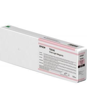 Cartuccia vivid magenta chiaro Epson C13T804600 10343917521 C13T804600_EPST804600