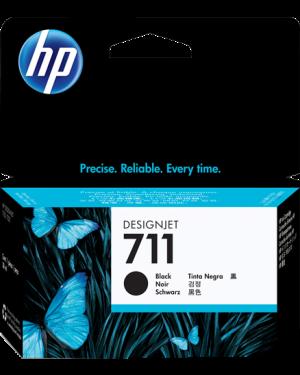 Scatola 2 cartucce d'inchiostro nero hp 711 da 80ml P2V31A_HPP2V31A
