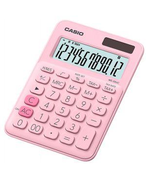 Calcolatrice da tavolo ms-7uc fucsia big display 10 cifre casio MS-7UC-RD 4549526700194 MS-7UC-RD_82869
