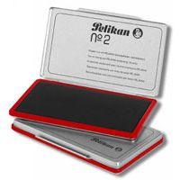 Cuscinetto pelikan inchiostrato n.2 cm.7x11 rosso PELIKAN 331025 4012700334114 331025 by Pelikan
