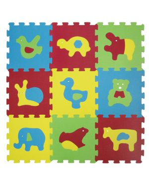 Tappeto basic animali LUDI 1050 3550839910508 1050