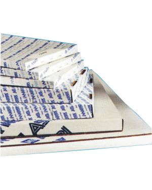Carta inkjet plotter 420x594 (a2) 90gr 250fg opaca pbj.90 marri 2376 8023927023763 2376 by As Marri