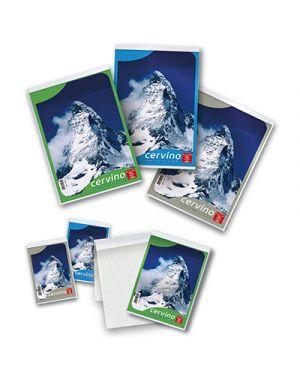 Blocco notes cervino a6 5m gr.50 PIGNA 211920 8005235028463 211920 by Pigna