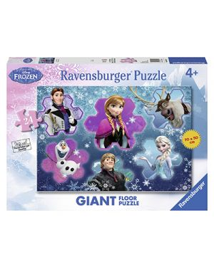 Frozen a Ravensburger 5437 4005556054374 5437 by No