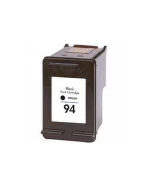 Ink rigenerata hp c8765ee nero n.338 HP 4601334 8032605923592 4601334