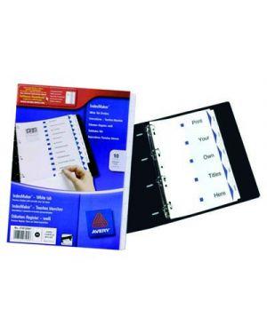 Intercalare personalizzabile 6 tacche 1998061
