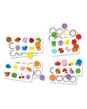 Puzzle i colori DISET cod. 63451 8410446634516 63451 by No