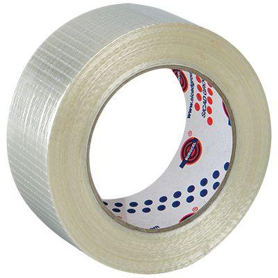 Nastro adesivo rinforzato 50mm x 50m trasparente fg-bd per eurocel 18201360 87161 A 18201360 by No