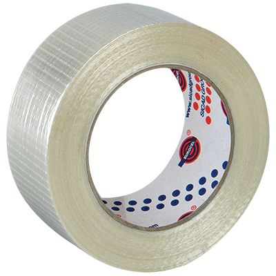 Nastro adesivo rinforzato 50mm x 50m trasparente fg-bd per eurocel 18201360 87161 A